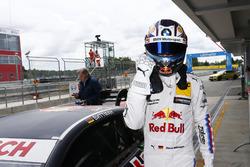 Pole position pour Marco Wittmann, BMW Team RMG, BMW M4 DTM