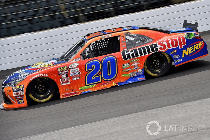 Erik Jones, Joe Gibbs Racing Toyota