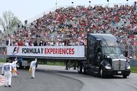 F1 Deneyimi tırı