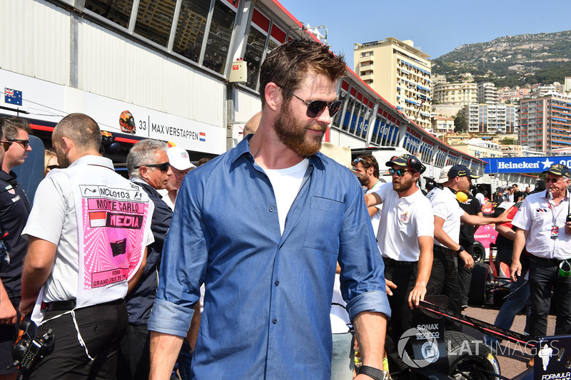 Chris Hemsworth, Actor