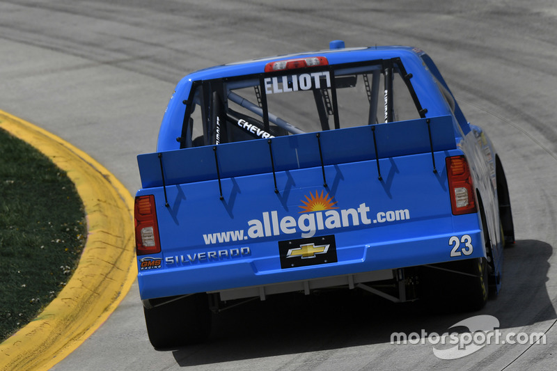 Chase Elliott, GMS Racing, Chevrolet