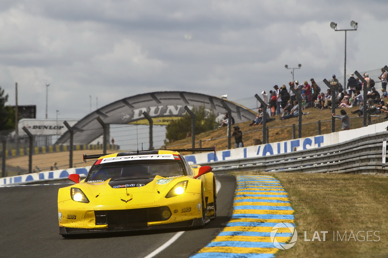 LMGTE-Pro: #63 Corvette Racing, Corvette C7.R