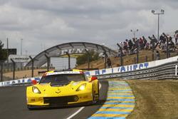 #63 Corvette Racing, Corvette C7.R: Jan Magnussen, Antonio Garcia, Jordan Taylor