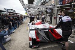 Boxenstopptraining: Toyota Gazoo Racing