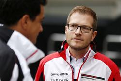 Andreas Seidel, Team principal Porsche Team