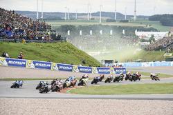 Start: Marc Marquez, Repsol Honda Team
