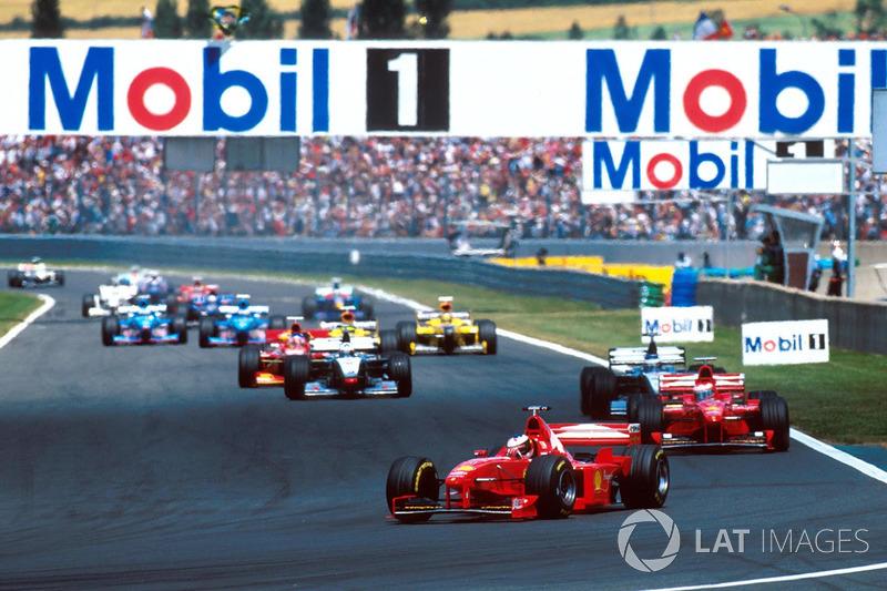 GP de Francia 1998