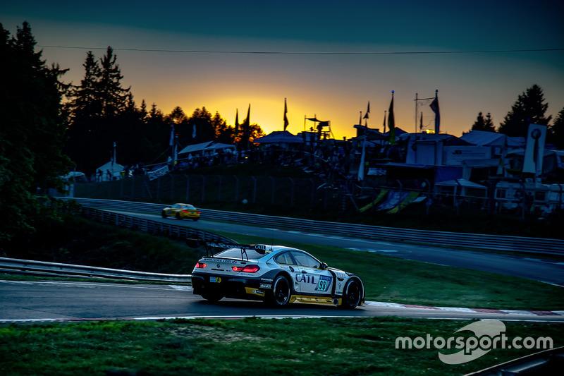 5. #98 Rowe Racing, BMW M6 GT3