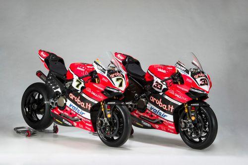 Aruba.it Racing - Ducati Team