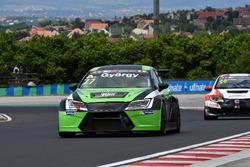 Анетт Джіорджіо, Zengo Motorsport, SEAT León TCR
