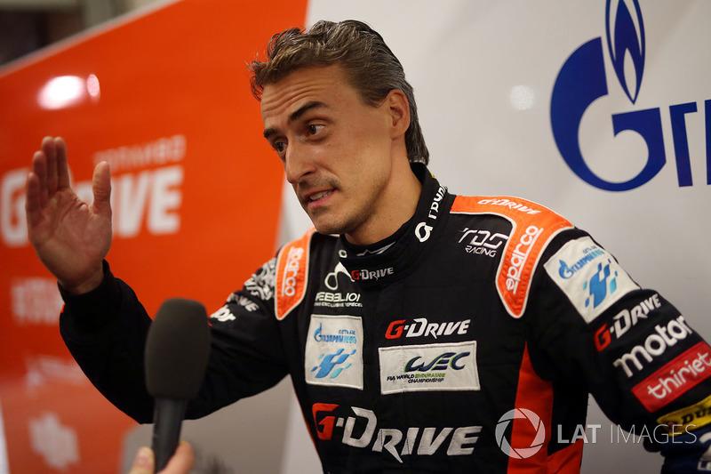 Roman Rusinov, G-Drive Racing