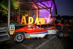 Das F4 Meisterauto von Juri Vips, Prema Powerteam