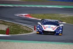 #77 Callaway Competition, Corvette C7 GT3-R: Jules Gounon, Daniel Keilwitz