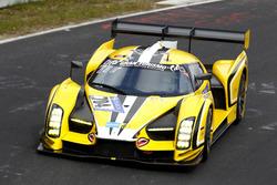#704 Traum Motorsport, SCG SCG003C: Томас Мутш, Андреас Сімонсен, Феліпе Фернандес Ласер