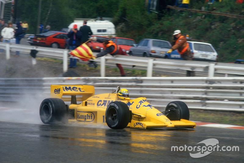 Nigel Mansell vs Ayrton Senna