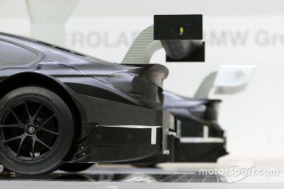 BMW M4 DTM windtunnel test