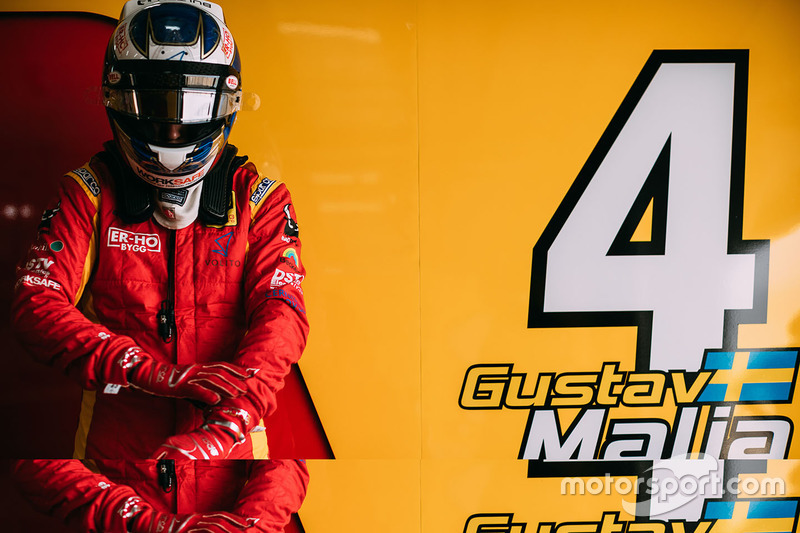 Gustav Malja, Racing Engineering