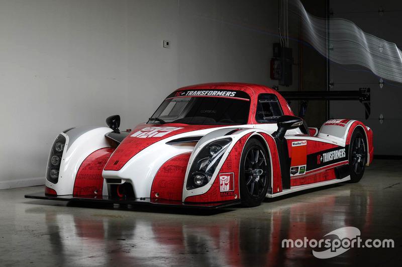 D3 Transformers Racing LMP2