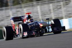 Brendon Hartley, Toro Rosso STR04