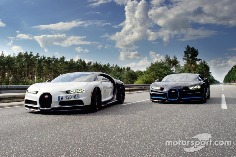 Bugatti Chiron A