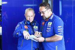 Ramon Forcada, Yamaha Factory Racing, Mark Elder, Yamaha Factory Racing