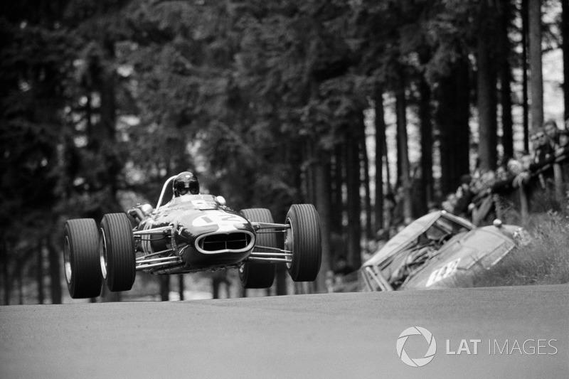 1966 - Dan Gurney, Eagle-Climax T1G