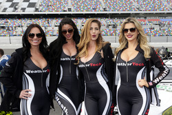 Hot WeatherTech girls