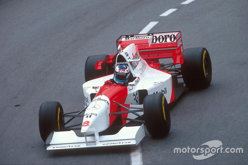 Mika Hakkinen, McLaren MP4/10B (1995)
