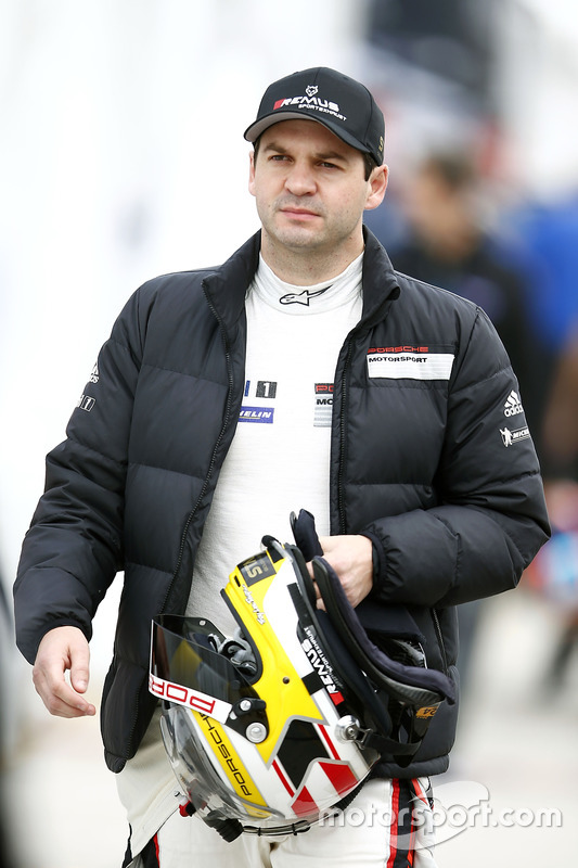 Richard Lietz, Porsche Team North America