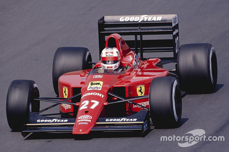 1989: Ferrari 640