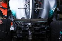 تفاصيل سيارة مرسيدس دبليو08