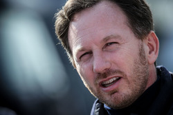 Christian Horner, Red Bull Racing director del Equpo