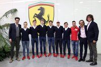 Ferrari young driver announcement