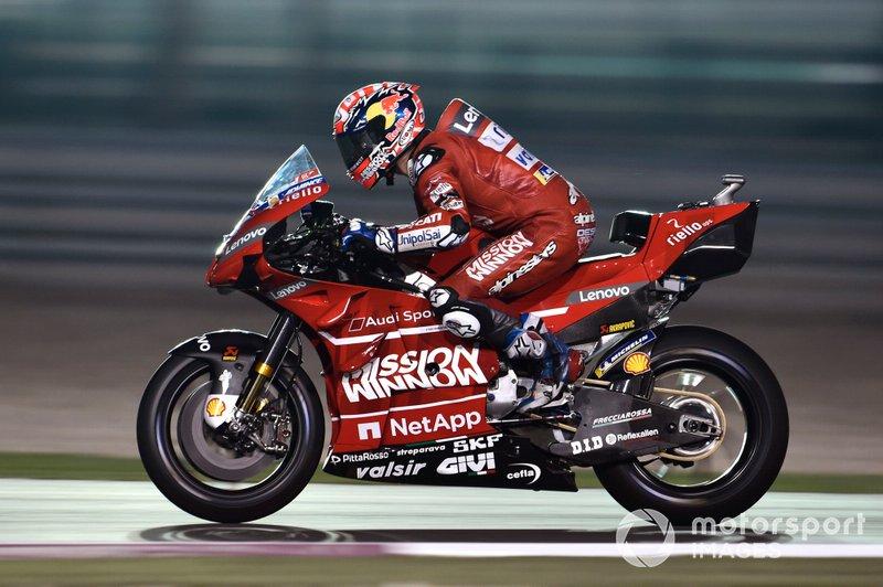 Andrea Andrea Dovizioso, Ducati Team