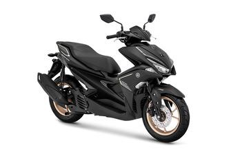 Aerox 155 S-Version Matte Black