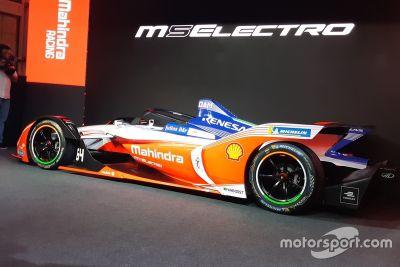Présentation Mahindra Formule E
