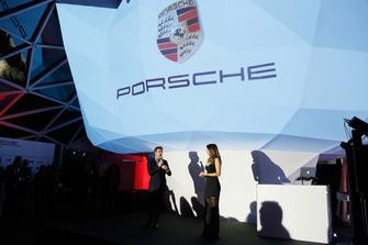 Patrick Dempsey e Federica Masolin, sul palco