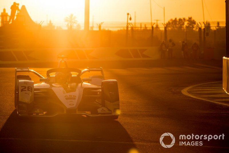 Антоніу Фелікс да Кошта, BMW I Andretti Motorsports, BMW iFE.18
