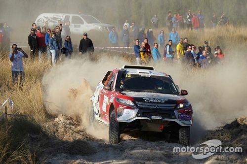 Mitsubishi Dakar 2019