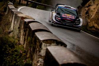 Елфін Еванс, Даніель Баррітт, M-Sport Ford WRT Ford Fiesta WRC