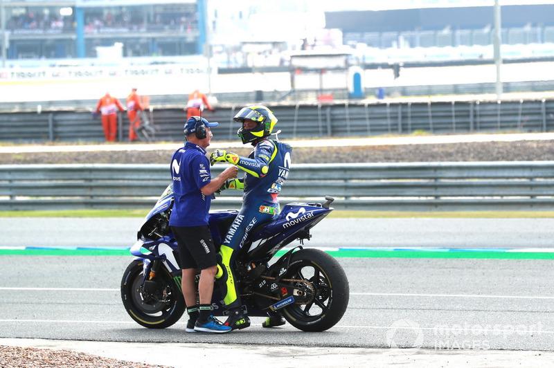 Luca Cadalora, Yamaha Factory Racing, Valentino Rossi, Yamaha Factory Racing