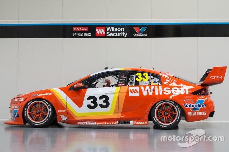 Garry Rogers Motorsport – Garth Tander/Chris Pither