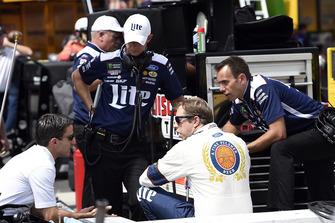 Brad Keselowski, Team Penske, Ford Fusion Miller Lite, Paul Wolfe