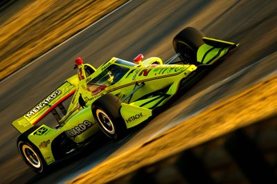 Barber Motorsports Park February testing