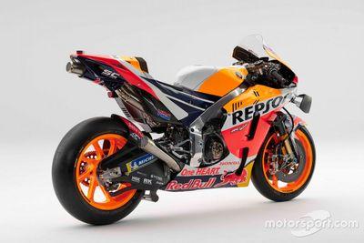 Repsol Honda Team lancering