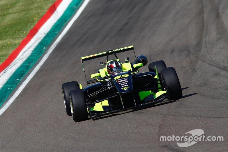 Topjet F2000 Italian Trophy: Imola