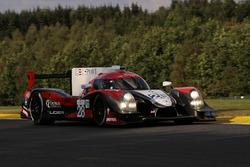 #28 IDEC Sport Racing, Ligier JS P2-Judd: Patrice Lafargue, Paul Lafargue, Dimitri Enjalbert