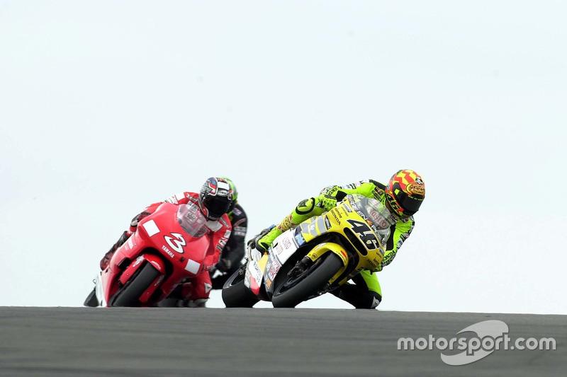 7. Гран Прі Британії-2001