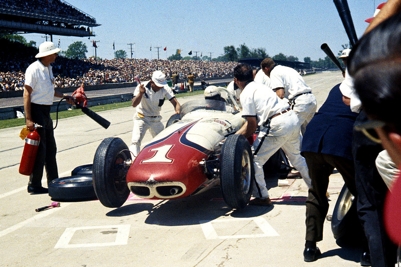 1961: A.J. Foyt en de concurrentie