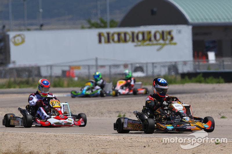 Ryan Kinnear, Shifter Masters winner